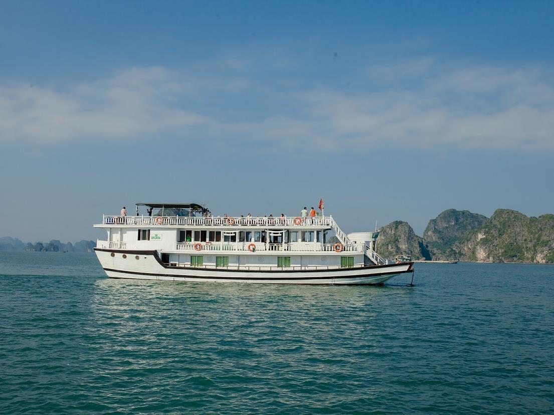 Lemon Cruise - Hotell och Boende i Vietnam , Halong