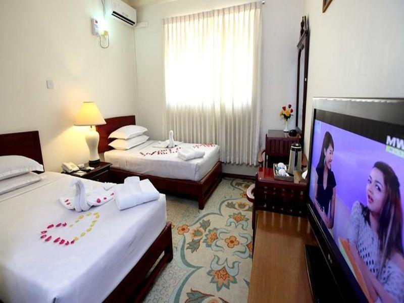 Eden Palace Hotel - Hotels and Accommodation in Myanmar, Asia