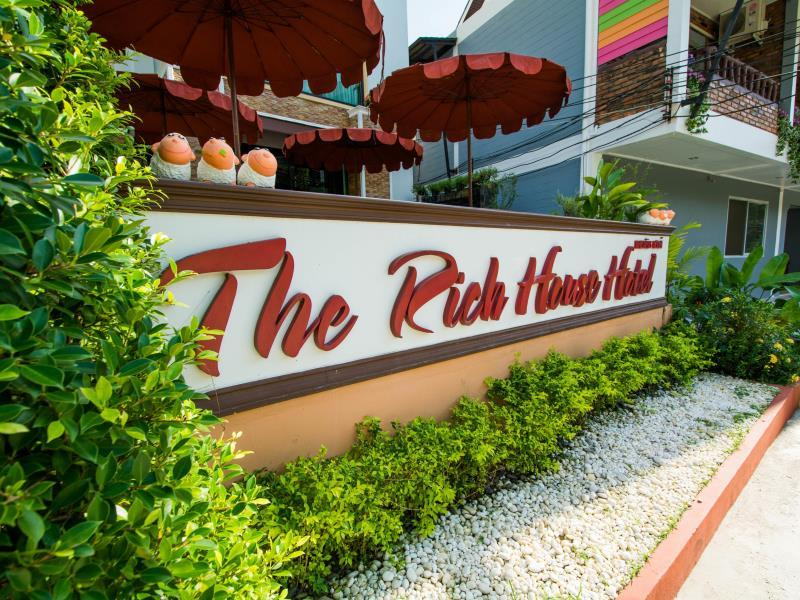 The Rich House - Hotell och Boende i Thailand i Asien