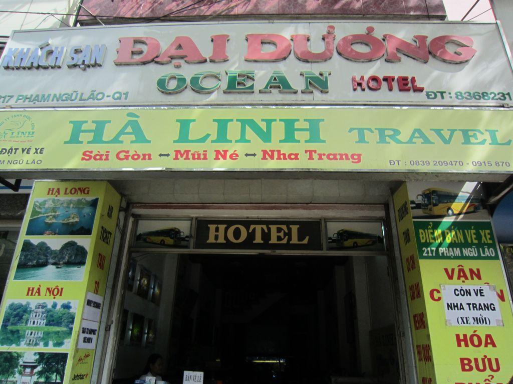 Ocean Hotel - Hotell och Boende i Vietnam , Ho Chi Minh City