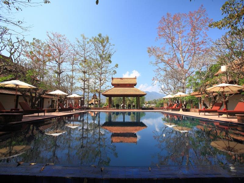 Sibsan Luxury Hotel Rimping - Hotels and Accommodation in Thailand, Asia