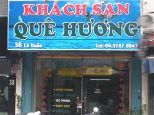 Que Huong Hotel - Hotell och Boende i Vietnam , Hanoi