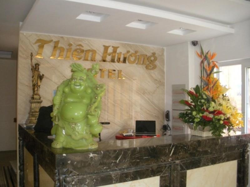 Thien Huong Hotel - Khuong Ha - Hotell och Boende i Vietnam , Hanoi