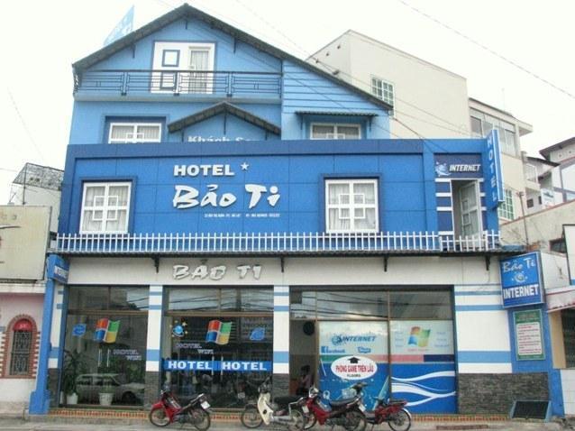 Bao Ti Hotel - Hotell och Boende i Vietnam , Dalat