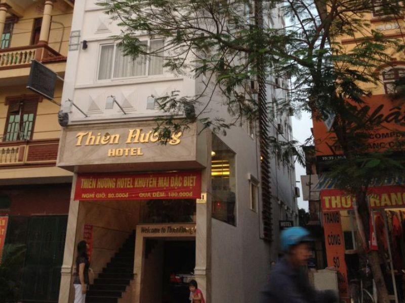 Thien Huong Hotel - Van Mieu - Hotell och Boende i Vietnam , Hanoi