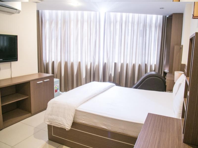 Yumi Hotel - Hotell och Boende i Vietnam , Ho Chi Minh City