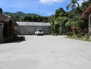 Hotel Bumi Aditya Lombok - Parking Area