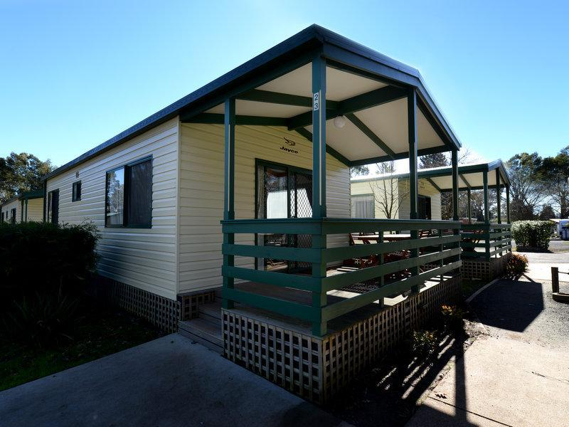 Eureka Stockade Caravan Park - Hotell och Boende i Australien , Ballarat
