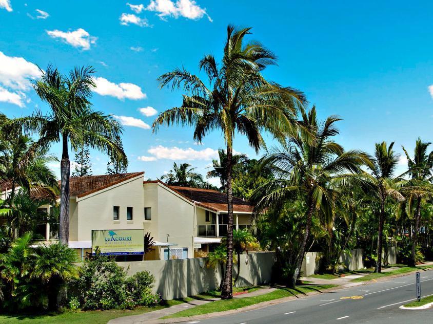 Le Court Villas - Hotell och Boende i Australien , Noosa