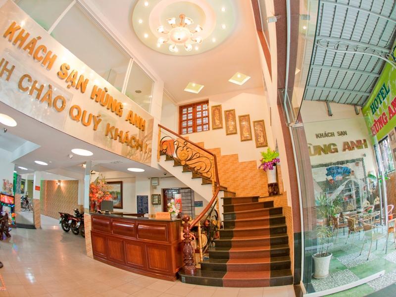 Hung Anh Hotel - Hotell och Boende i Vietnam , Ho Chi Minh City