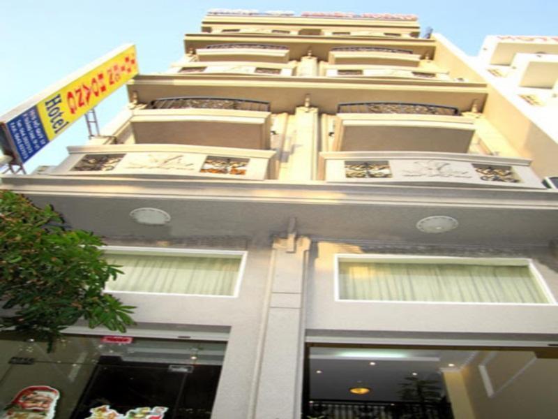 Thien Hoang Hotel - Hotell och Boende i Vietnam , Vung Tau