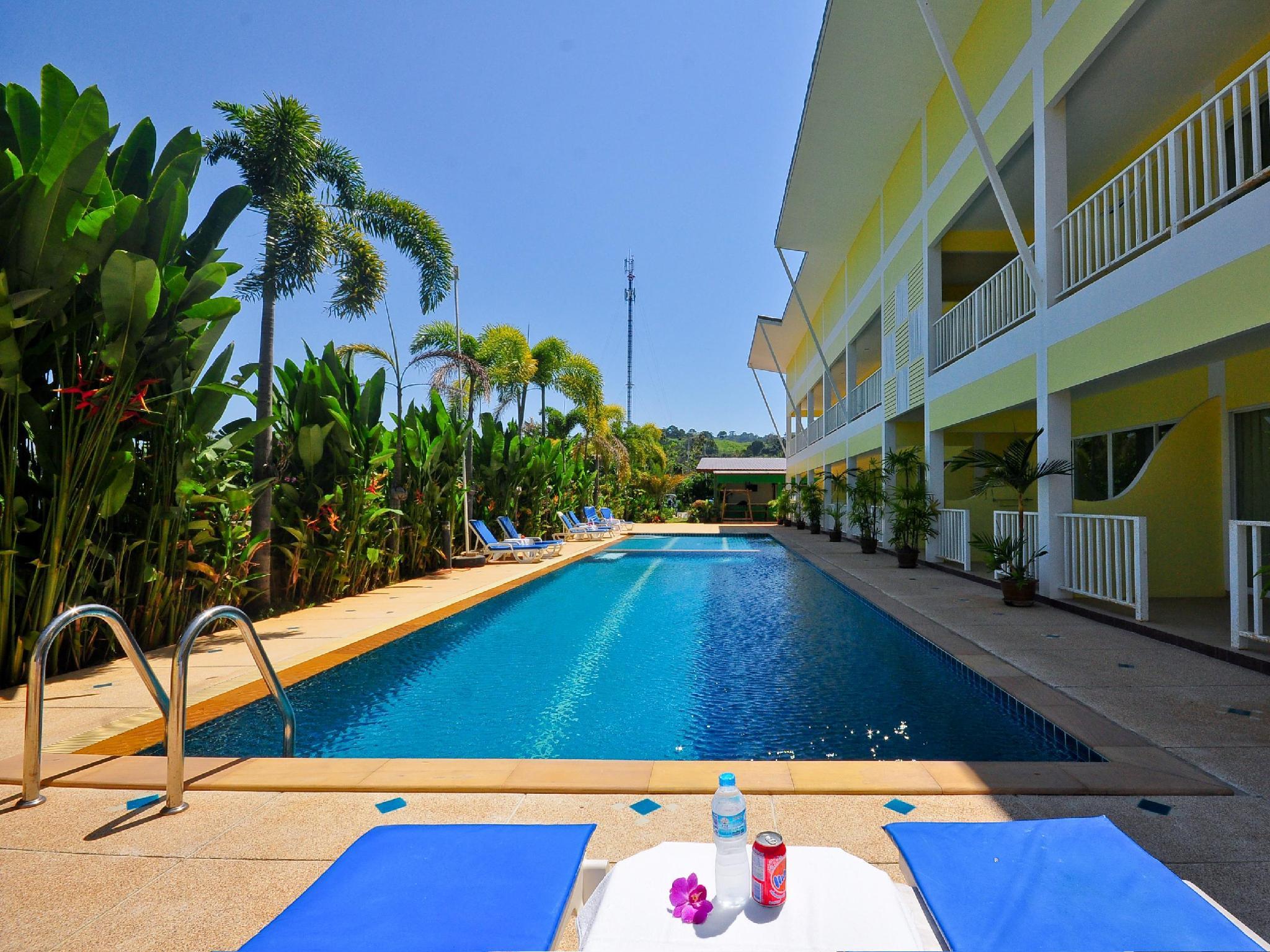 Phuket Airport Sonwa Resort - Hotels and Accommodation in Thailand, Asia
