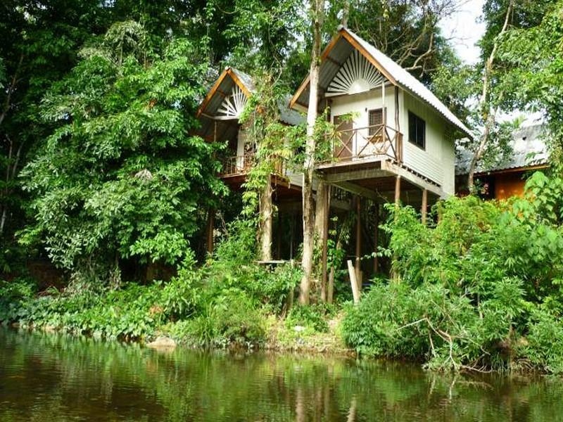 Jungle Huts Resort - Hotels and Accommodation in Thailand, Asia