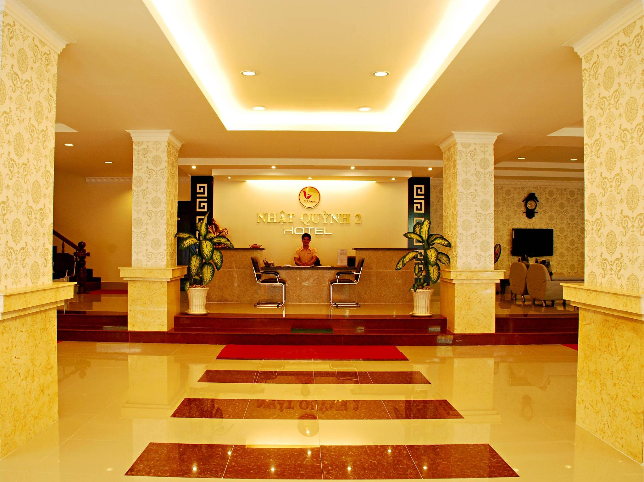 Nhat Quynh Hotel 2 - Hotell och Boende i Vietnam , Rach Gia (Kien Giang)