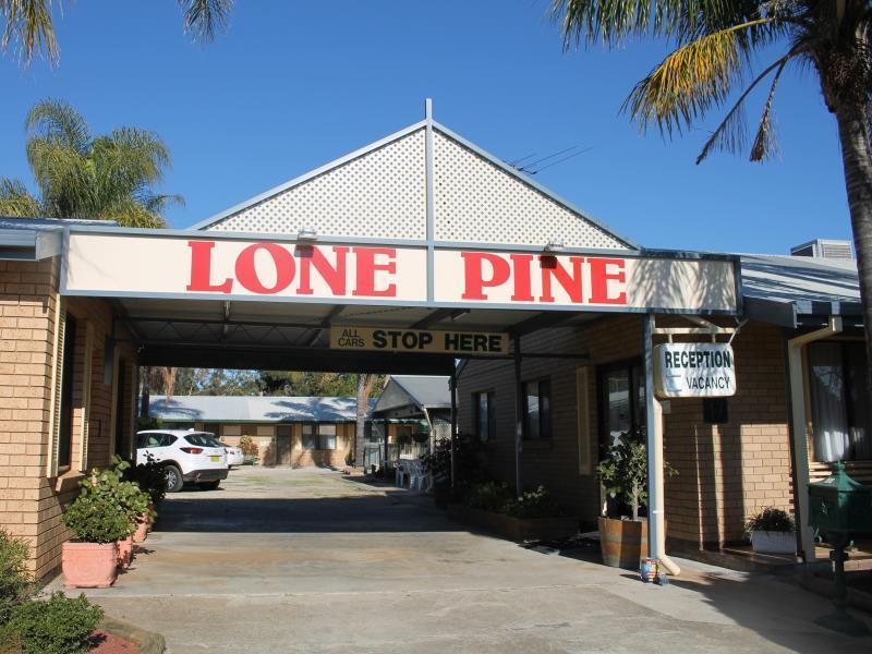 Lone Pine Motel - Hotell och Boende i Australien , Corowa