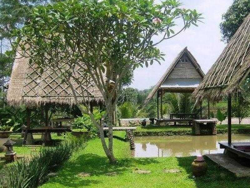 Desa Sawah Restoran & Villa - Hotels and Accommodation in Indonesia, Asia