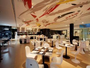 Centara Watergate Pavillion Hotel Bangkok Банкок - Ресторант
