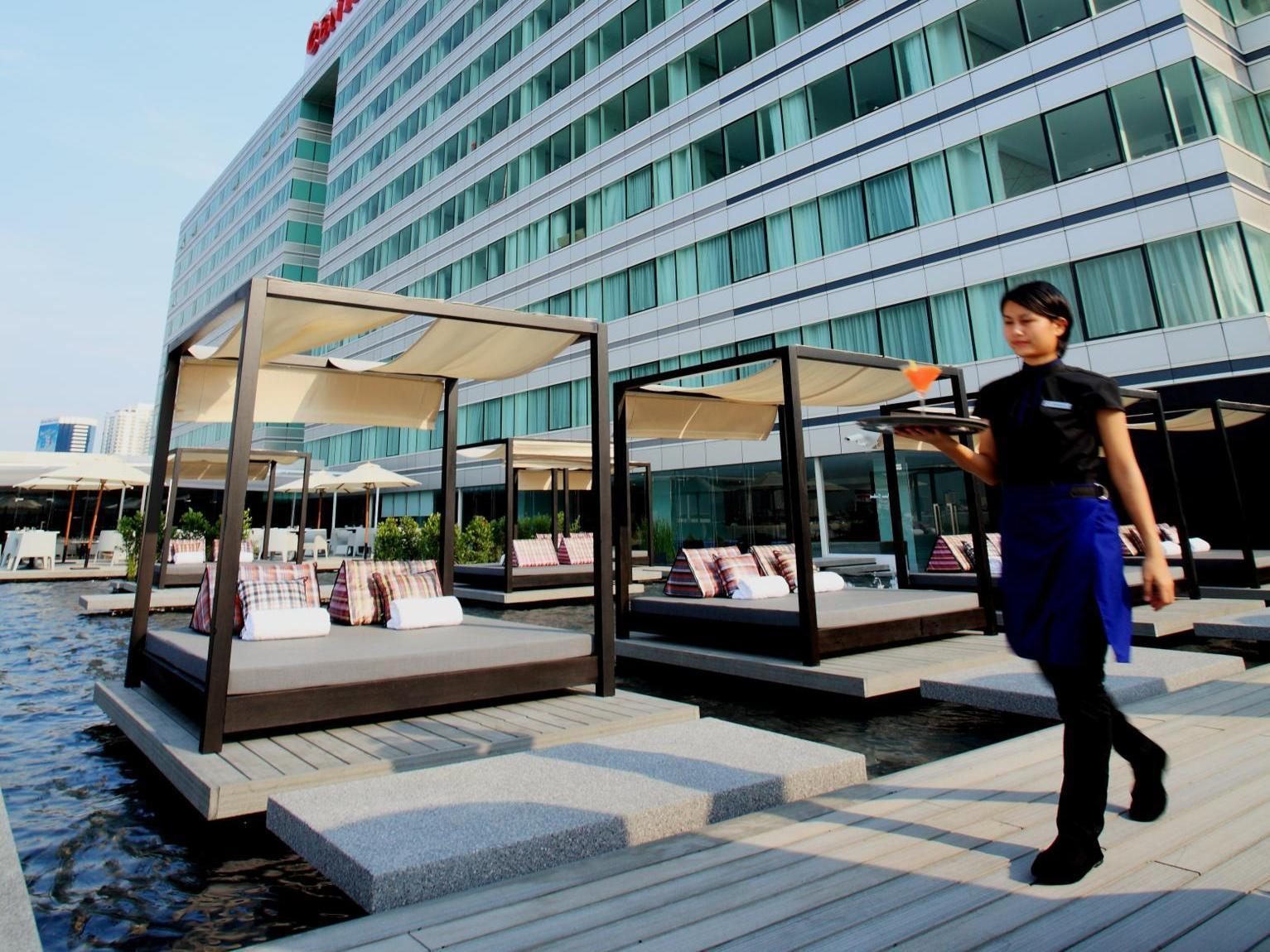 โรงแรมเซ็นทารา วอเตอร์เกท พาวิลเลียน กรุงเทพฯ