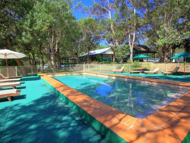 The Retreat Port Stephens - Hotell och Boende i Australien , Port Stephens