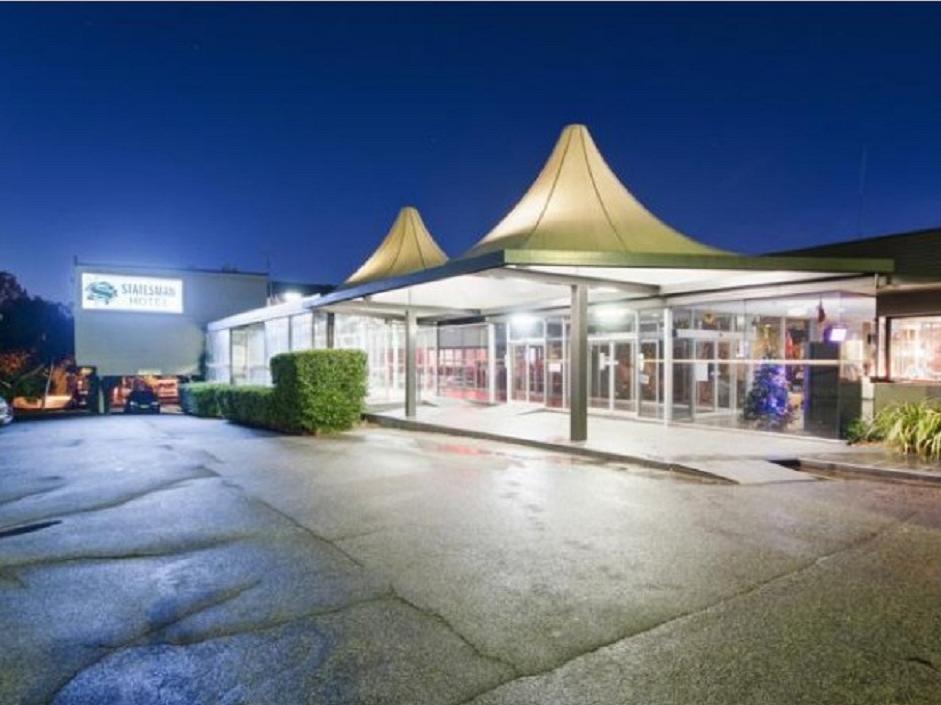 Statesman Hotel - Hotell och Boende i Australien , Canberra