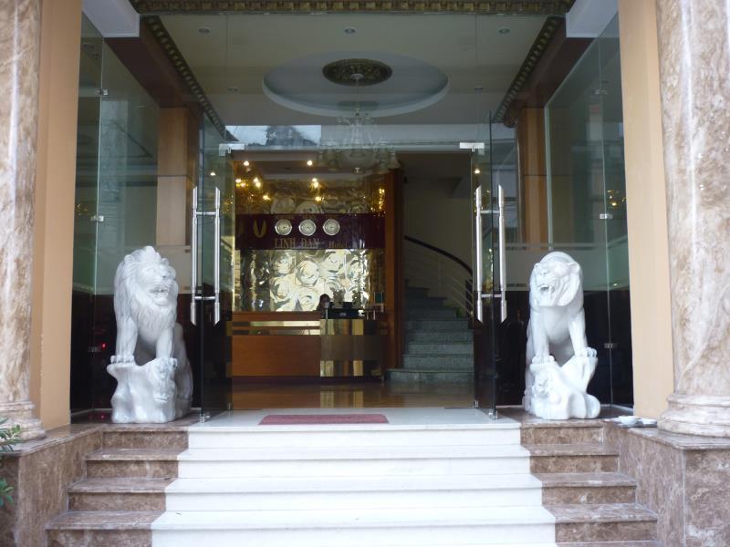 Linh Dan Hotel Saigon - Hotell och Boende i Vietnam , Ho Chi Minh City
