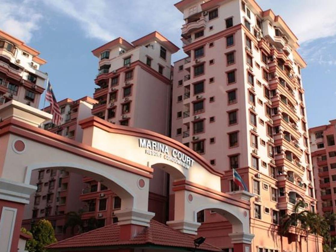 KK's Marina Court Resorts Condo - Kota Kinabalu