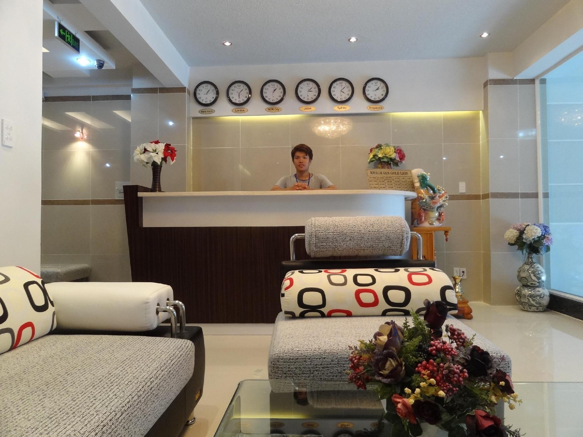 Gold Lion Hotel - Hotell och Boende i Vietnam , Ho Chi Minh City