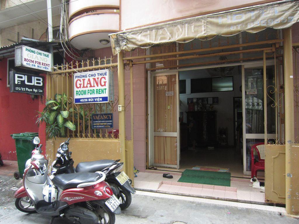 Giang Hotel - Hotell och Boende i Vietnam , Ho Chi Minh City