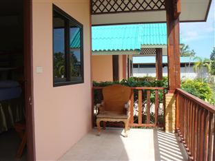 Chumpae Lagoon Resort Chum Phae - Balcony