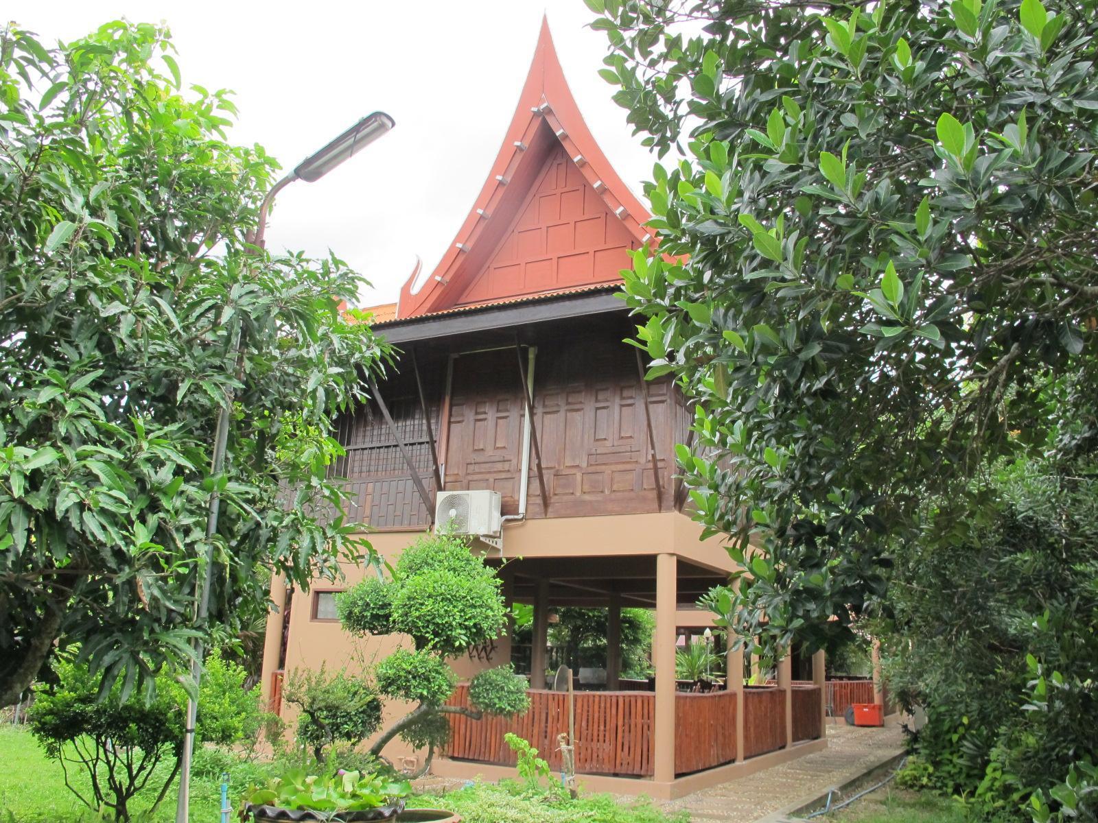 Hotell Baan Suan Sriwara i , Amphawa (Samut Songkhram). Klicka för att läsa mer och skicka bokningsförfrågan