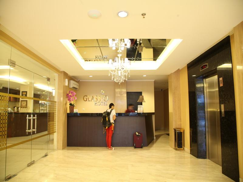 Glassio Hotel - Hotels and Accommodation in Indonesia, Asia