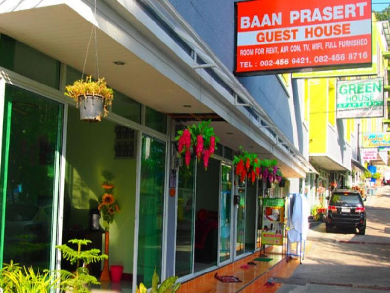 Hotell Baan Prasert Guesthouse i Patong, Phuket. Klicka för att läsa mer och skicka bokningsförfrågan