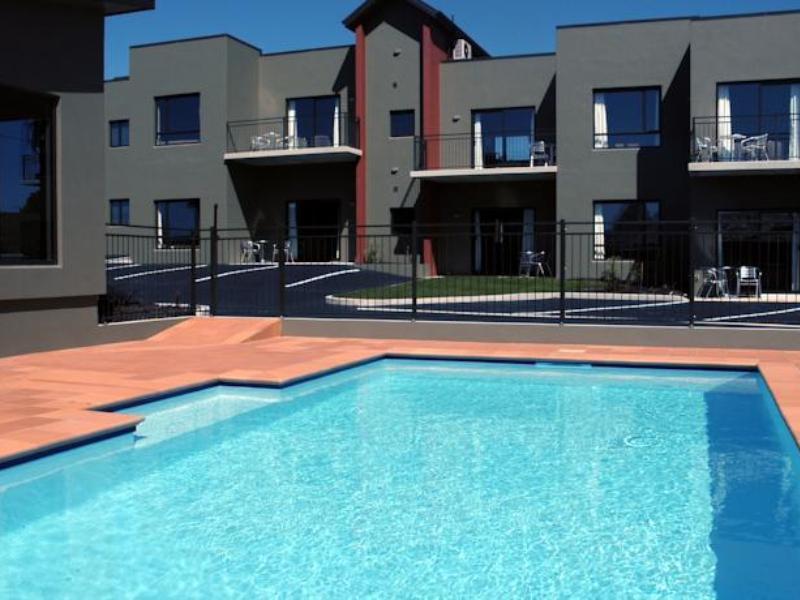 Kaikoura Gateway Motor Lodge - Hotell och Boende i Nya Zeeland i Stilla havet och Australien