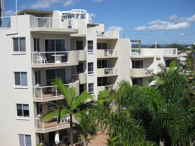 The Burlington Holiday Apartments - Hotell och Boende i Australien , Sunshine Coast