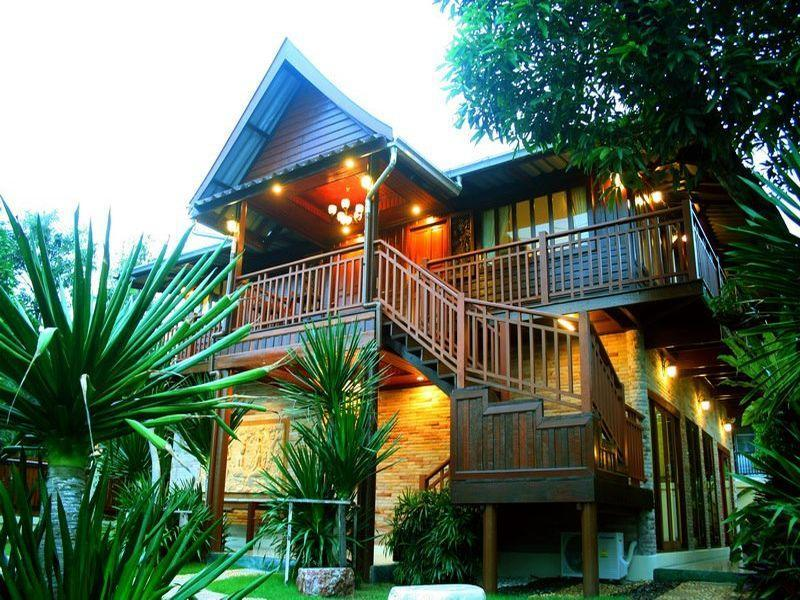 Baan Saranrom - Hotels and Accommodation in Thailand, Asia