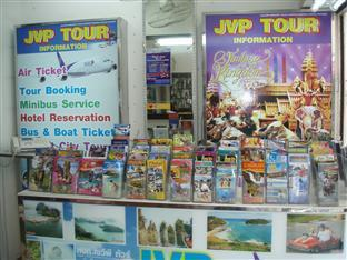 JJ&J Patong Beach Hotel Phuket - Wnętrze hotelu