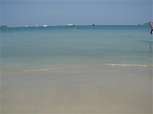 JJ&J Patong Beach Hotel Phuket - Ranta