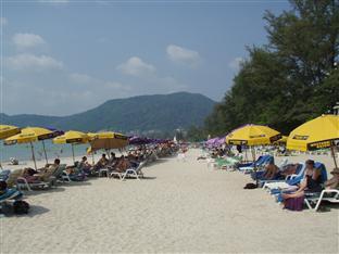 JJ&J Patong Beach Hotel Phuket - Imediações