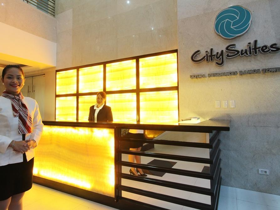 City Suites Ramos Tower सेबू