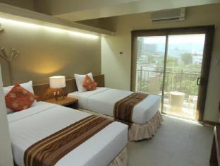 City Suites Ramos Tower by Crown Regency سيبو - غرفة الضيوف