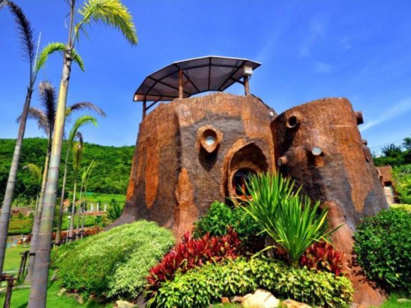 Hotell Theerama Cottage Natural Resort i , Ratchaburi. Klicka för att läsa mer och skicka bokningsförfrågan