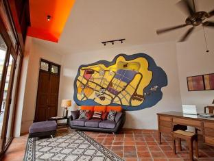 Syok at Chulia Hostel - ロビー