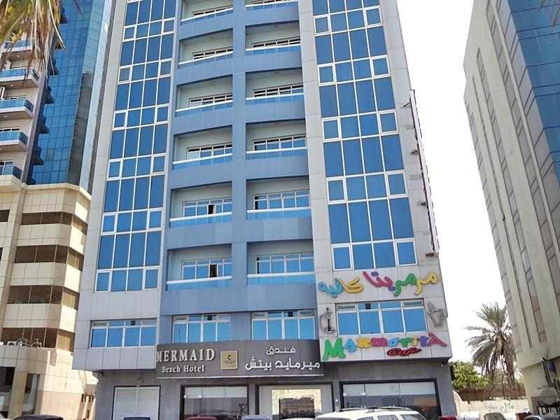 Mermaid Beach Hotel Ajman - Hotels and Accommodation in United Arab Emirates, Middle East