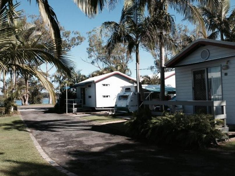 Marina Holiday Park Accommodations - Hotell och Boende i Australien , Port Macquarie