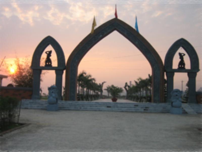 Vietcharm Resort - Hotell och Boende i Vietnam , Tam Ky (Quang Nam)