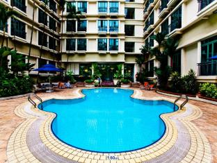 Darby Park Executive Suites Singapore - Swimming Pool
