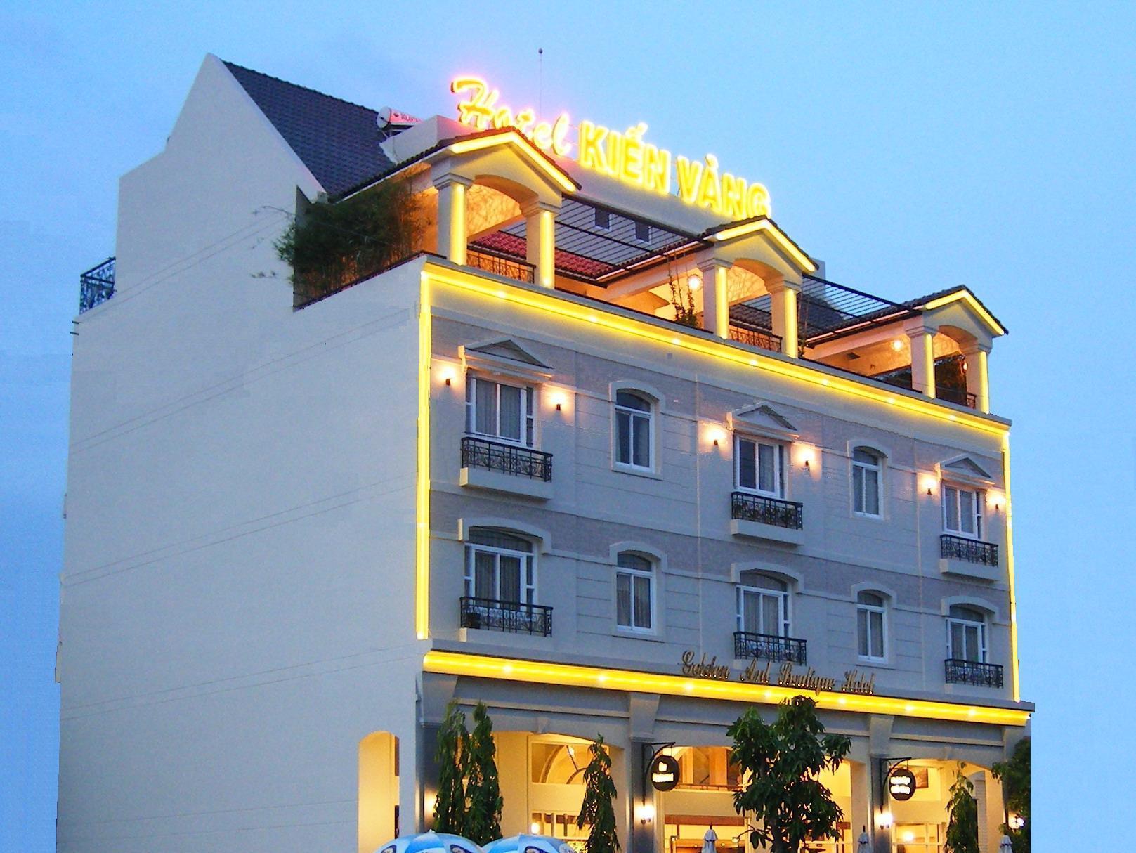 Golden Ant Hotel - Hotell och Boende i Vietnam , Ho Chi Minh City