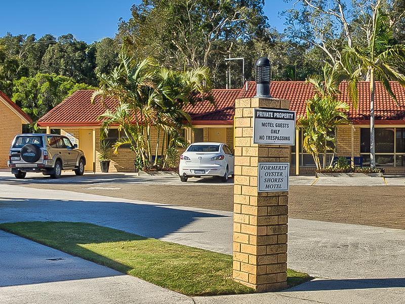 Yamba Motor Inn - Hotell och Boende i Australien , Yamba