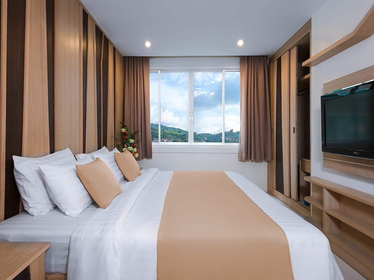 Hotell The Allano Phuket Hotel i Patong, Phuket. Klicka för att läsa mer och skicka bokningsförfrågan