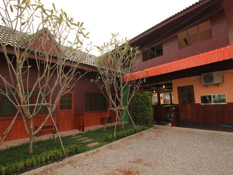 Baanbor Resort Kanchanaburi - Hotels and Accommodation in Thailand, Asia